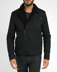 Ikks Black Perfecto Jacket