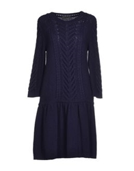 Siviglia Short Dresses Dark Blue