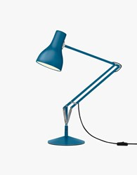 Anglepoise Type 75 Desk Lamp Special Edition Margaret Howell Saxon Blue
