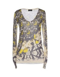 John Richmond Sweaters Yellow