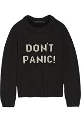 Marc By Marc Jacobs Intarsia Merino Wool Sweater