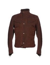 Matchless Jackets Cocoa