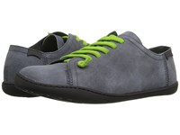Camper Peu Cami Lo 17665 Dark Gray 3 Men's Lace Up Casual Shoes