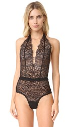 Hanky Panky After Midnight Wink Plaything Bodysuit Black