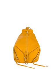 Rebecca Minkoff Julian Fringe Detail Backpack Yellow