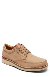 Rockport Men's 'Prestige Point' Apron Toe Derby New Vicuna