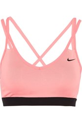 Nike Pro Indy Sports Bra Blush