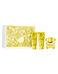 Versace Yellow Diamond Gift Set 135.00 Value No Color