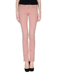 Acquaverde Denim Pants Skin Color