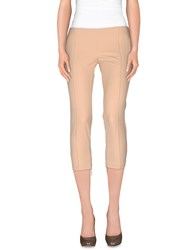 Betty Blue Trousers 3 4 Length Trousers Women Sand