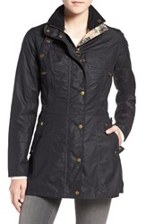 Barbour Women's 'Holsteiner' Skirted Waxed Cotton Jacket