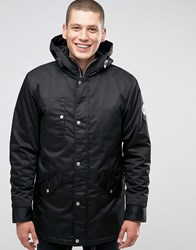 Fat Moose Outskirts Parka Quilted Lining Black