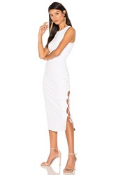 Finders Keepers Weston Dress White