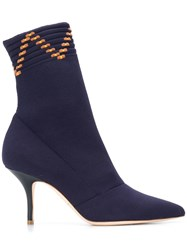 Malone Souliers Mariah Boots Blue