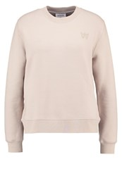Wood Wood Wednesday Sweatshirt Beige