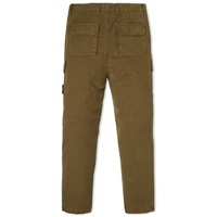 Stone Island Garment Dyed Cargo Pant Military Green