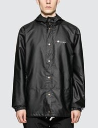 Champion Reverse Weave Polyester Hooded Coat