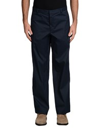 Prada Sport Trousers Casual Trousers Men Dark Blue