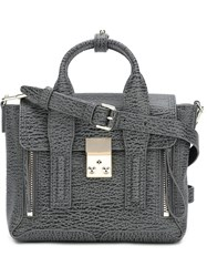 3.1 Phillip Lim Mini 'Pashli' Satchel Grey