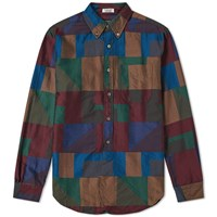 710e2a6459 End Clothing. Save. Engineered Garments 19Th Century Button Down Shirt Multi