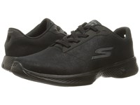 Skechers Go Walk 4 Premier Black Women's Shoes