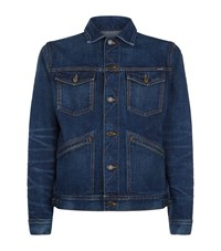 Tom Ford Denim Jacket Navy