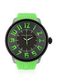 Tendence Flash Led Green Watch