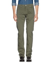 Karl Lagerfeld Casual Pants Military Green
