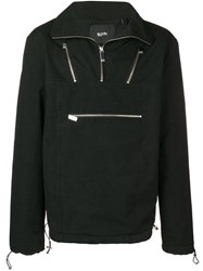 Blood Brother Bank Sports Jacket Black