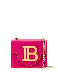 Balmain B Bag 21 Shoulder Bag Pink
