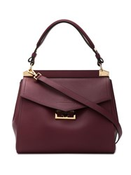 Givenchy Flap Tote Red