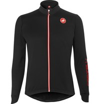 Castelli Puro Cycling Jersey Black