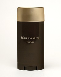 John Varvatos Vintage Deodorant 2.6 Oz. No Color