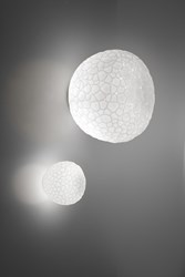 Artemide Meteorite Wall Or Ceiling Light