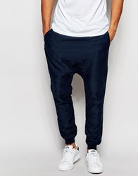 Pull And Bear Pullandbear Joggers Blue