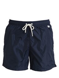 Mc2 Saint Barth Supreme Pantone Microfiber Swimshorts Navy