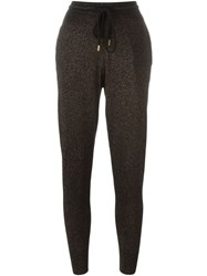Markus Lupfer Tapered Track Pants Black