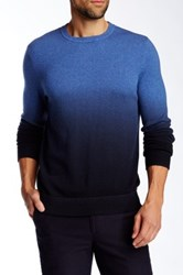 Vince Dip Dye Wool And Cashmere Blend Sweater No Color