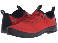 Arc'teryx Arakys Approach Shoe Vermillion Vermillion Men's Shoes Red