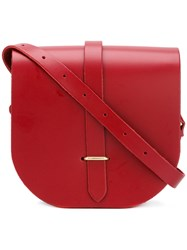 The Cambridge Satchel Company Classic Red