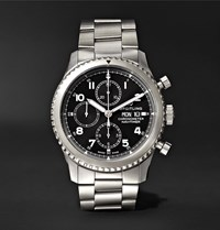 Breitling Navitimer 8 Chronograph 43Mm Steel Watch Ref. No. A13314101b1a1 Black