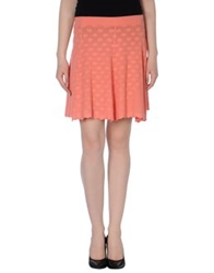 Opening Ceremony Knee Length Skirts Salmon Pink