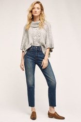 Anthropologie Levi's Wedgie Icon Ultra High Rise Straight Jeans Classic Tint