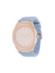 D1 Milano Ultra Thin Watch Blue