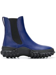 Marni Ankle Boots Blue