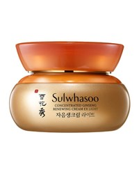 Sulwhasoo Concentrated Ginseng Renewing Cream Ex Light 2.0 Oz.