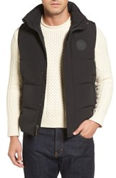 Uggr Men's Ugg Water Resistant Down Vest Black
