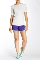 Asics Court Athletic Short Purple