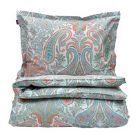 Gant Key West Paisley Duvet Cover Peachy Keen Pink