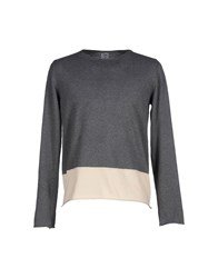 S.O.H.O New York Soho Knitwear Jumpers Men Lead